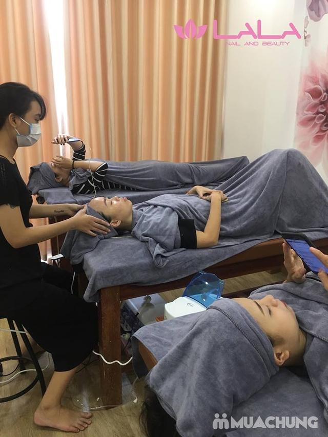 Chăm sóc da cơ bản, hút mụn, massage mặt tại Lala Beauty and Nail - 11