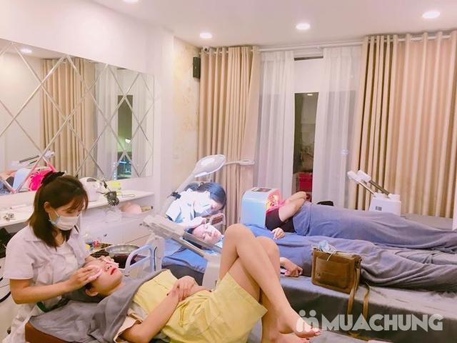 Chăm sóc da cơ bản, hút mụn, massage mặt tại Lala Beauty and Nail - 5