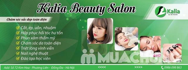 Lựa chọn 1 trong 10 gói làm tóc chuyên nghiệp và đẳng cấp tại Kalia Beauty Salon  - 25