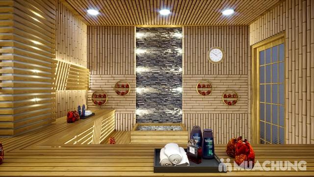 Trải nghiệm 7 bước Tắm Onsen và liệu trình xông sục Sakura tại Shio Spa - 16