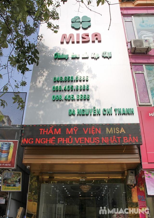 Chăm Sóc da mặt chuyên sâu, toàn diện kết hợp massage độc quyền tại Misa Beauty - 20