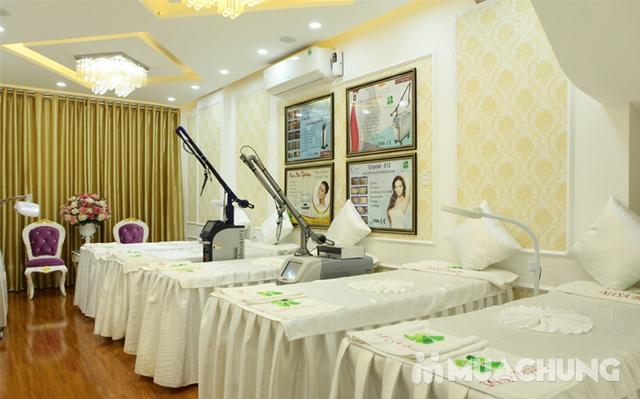 Chăm Sóc da mặt chuyên sâu, toàn diện kết hợp massage độc quyền tại Misa Beauty - 9