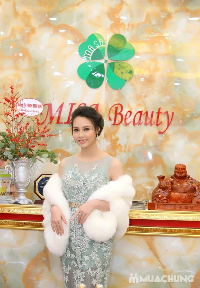 Chăm Sóc da mặt chuyên sâu, toàn diện kết hợp massage độc quyền tại Misa Beauty - 16