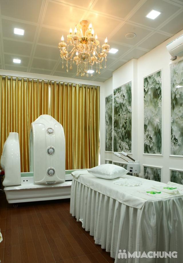 Chăm Sóc da mặt chuyên sâu, toàn diện kết hợp massage độc quyền tại Misa Beauty - 12