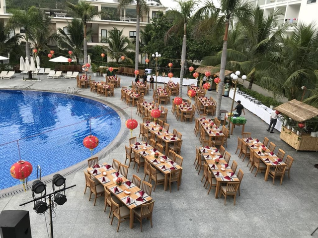 Căn hộ Diamond Bay Condotel Resort  - 15