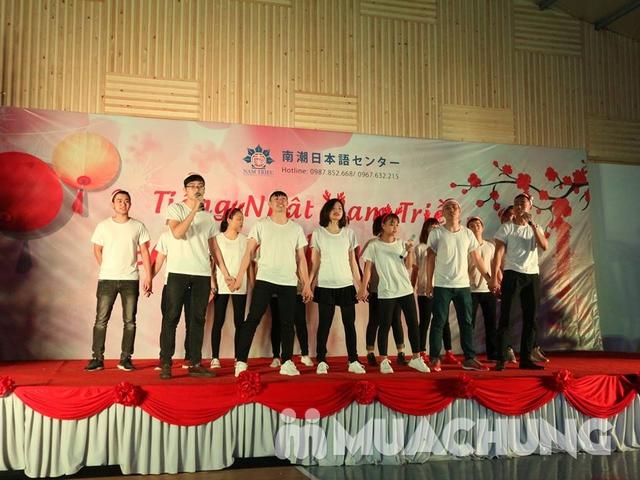 Khóa học tiếng Nhật sơ cấp - Đào tạo toàn diện 4 kỹ năng tại Trung tâm tiếng Nhật Nam Triều  - 10