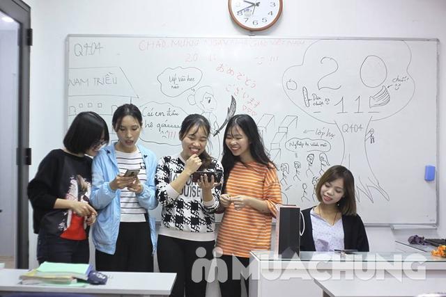 Khóa học tiếng Nhật sơ cấp - Đào tạo toàn diện 4 kỹ năng tại Trung tâm tiếng Nhật Nam Triều  - 8