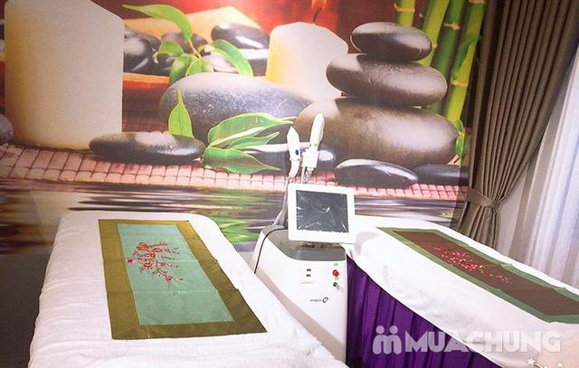 Phun thêu Mày/Môi/Mí Công nghệ vi chạm Hàn Quốc không sưng không ffau tại Phương hoa Spa   - 23