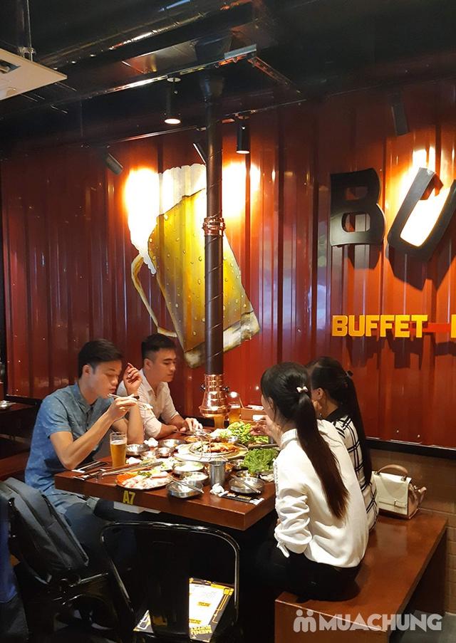 Buffet Lẩu Nướng Hàn Quốc Ăn Không Giới Hạn - NH Buk Buk 301 Tô Hiệu - 29