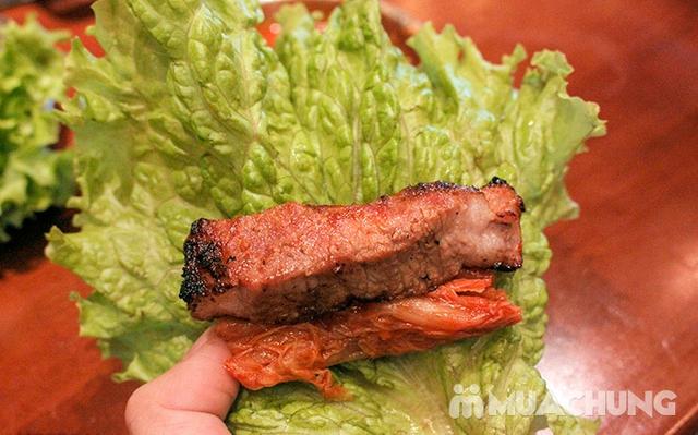 Buffet Lẩu Nướng Hàn Quốc Ăn Không Giới Hạn - NH Buk Buk 301 Tô Hiệu - 12