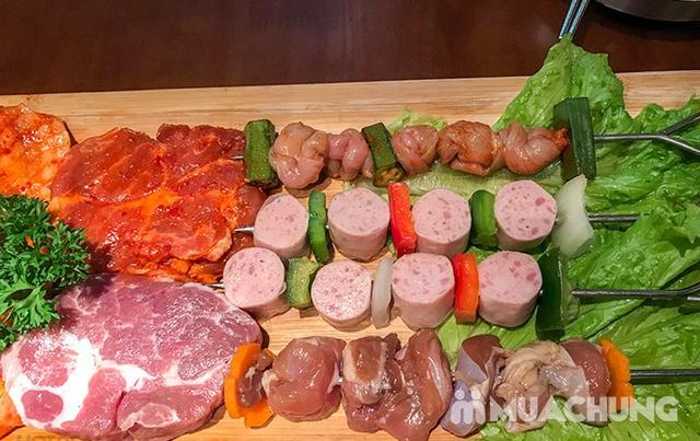 Buffet Lẩu Nướng Hàn Quốc Ăn Không Giới Hạn - NH Buk Buk 301 Tô Hiệu - 16