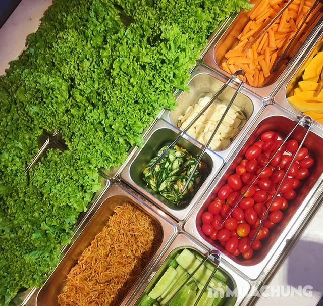 Buffet Lẩu Nướng Hàn Quốc Ăn Không Giới Hạn - NH Buk Buk 301 Tô Hiệu - 23