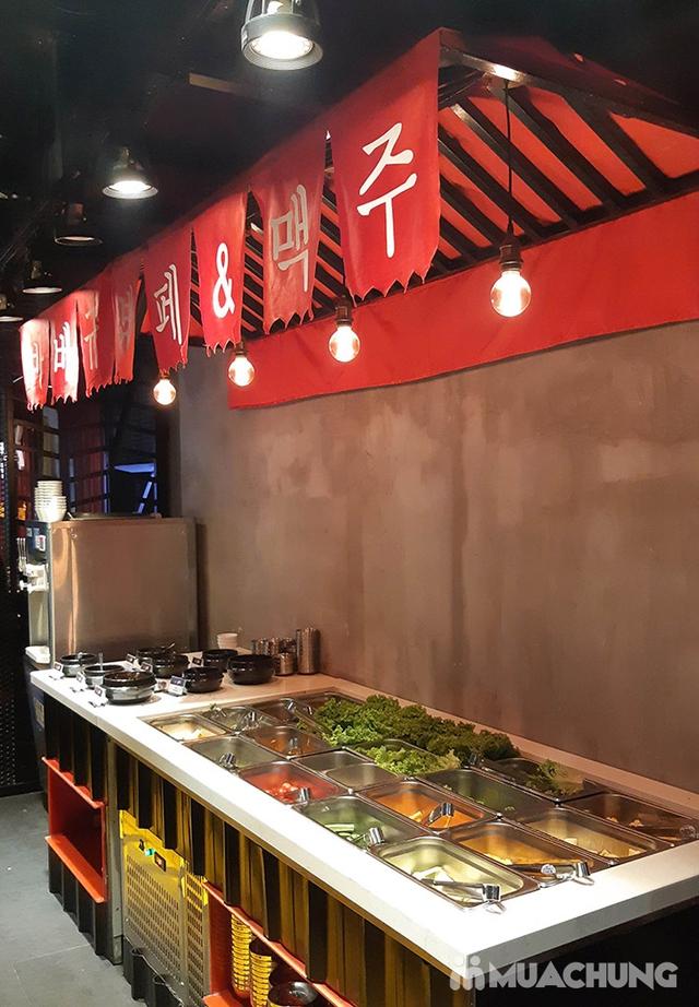 Buffet Lẩu Nướng Hàn Quốc Ăn Không Giới Hạn - NH Buk Buk 301 Tô Hiệu - 28