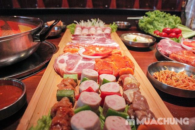 Buffet Lẩu Nướng Hàn Quốc Ăn Không Giới Hạn - NH Buk Buk 301 Tô Hiệu - 21