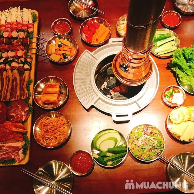 Buffet Lẩu Nướng Hàn Quốc Ăn Không Giới Hạn - NH Buk Buk 301 Tô Hiệu - 3