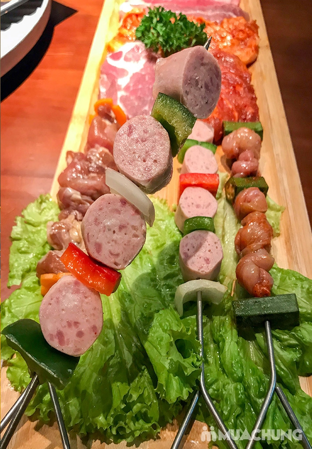 Buffet Lẩu Nướng Hàn Quốc Ăn Không Giới Hạn - NH Buk Buk 301 Tô Hiệu - 17