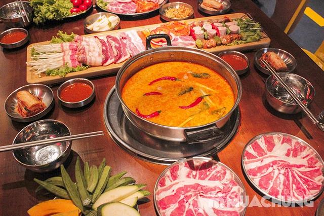 Buffet Lẩu Nướng Hàn Quốc Ăn Không Giới Hạn - NH Buk Buk 301 Tô Hiệu - 20