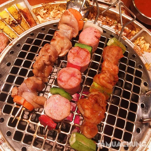 Buffet Lẩu Nướng Hàn Quốc Ăn Không Giới Hạn - NH Buk Buk 301 Tô Hiệu - 19