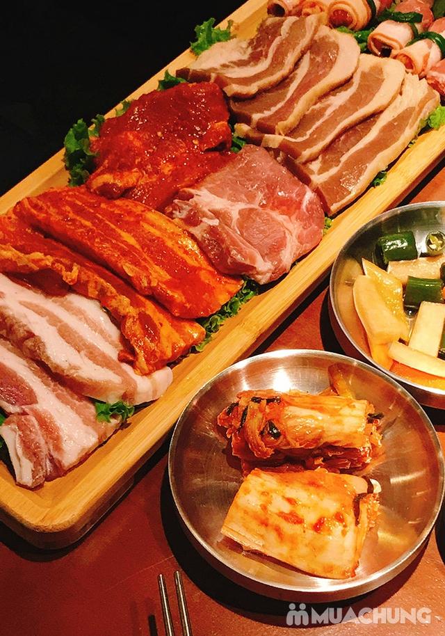 Buffet Lẩu Nướng Hàn Quốc Ăn Không Giới Hạn - NH Buk Buk 301 Tô Hiệu - 8