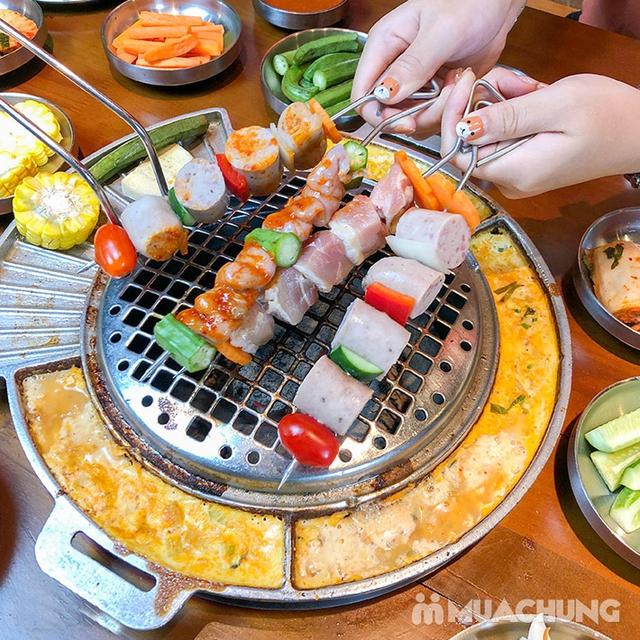 Buffet Lẩu Nướng Hàn Quốc Ăn Không Giới Hạn - NH Buk Buk 301 Tô Hiệu - 18