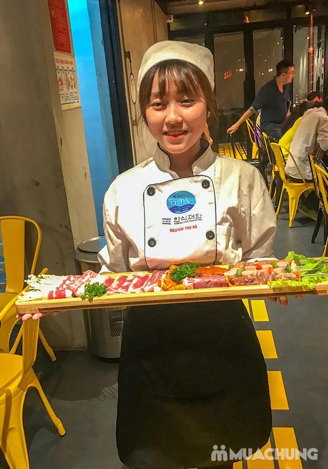 Buffet Lẩu Nướng Hàn Quốc Ăn Không Giới Hạn - NH Buk Buk 301 Tô Hiệu - 26