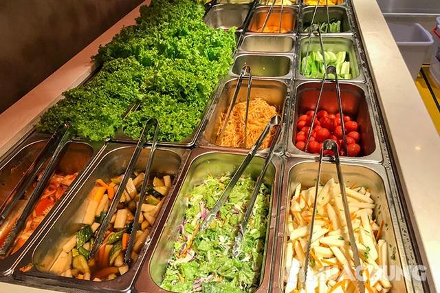Buffet Lẩu Nướng Hàn Quốc Ăn Không Giới Hạn - NH Buk Buk 301 Tô Hiệu - 22