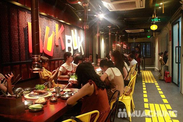 Buffet Lẩu Nướng Hàn Quốc Ăn Không Giới Hạn - NH Buk Buk 301 Tô Hiệu - 30