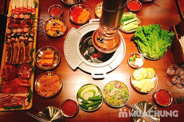 Buffet Lẩu Nướng Hàn Quốc Ăn Không Giới Hạn - NH Buk Buk 301 Tô Hiệu - 4