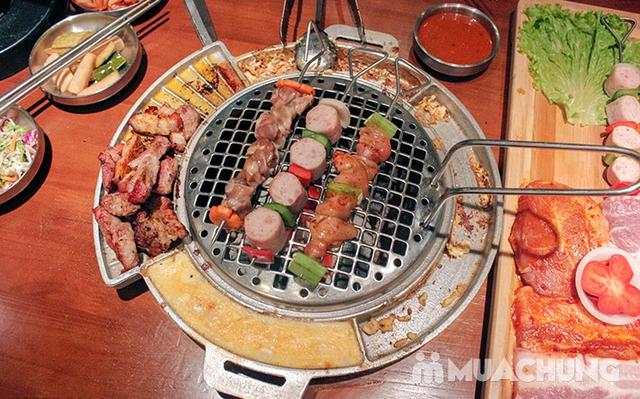 Buffet Lẩu Nướng Hàn Quốc Ăn Không Giới Hạn - NH Buk Buk 301 Tô Hiệu - 15
