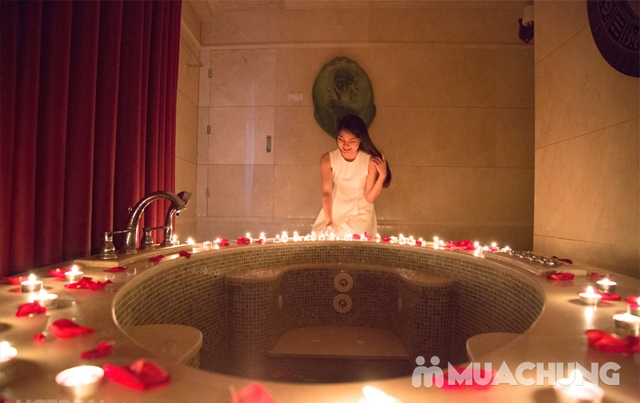 Bấm huyệt + Massage body thư giãn tại Spa 5 sao - Charm Nguyễn - Top 10 Thẩm Mỹ Viện Uy Tín 2018 - 9