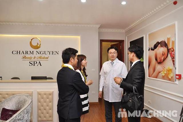 Giảm béo thần tốc - cam kết 100% hiệu quả tại Spa 5 sao - Charm Nguyễn - Top 10 Thẩm Mỹ Viện Uy Tín  - 17
