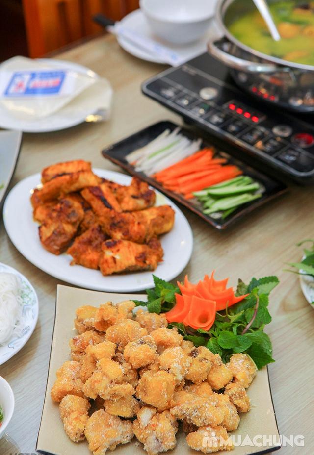 Set cá lăng 3kg chế biến đủ món dành cho 4-6 người tại nhà hàng Hải Sản Nhà Tôi - 31