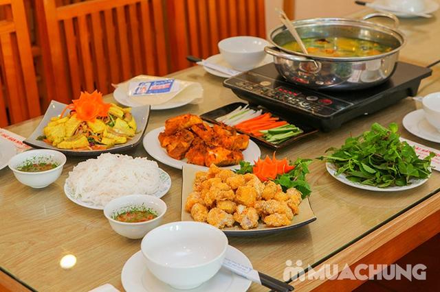 Set cá lăng 3kg chế biến đủ món dành cho 4-6 người tại nhà hàng Hải Sản Nhà Tôi - 23