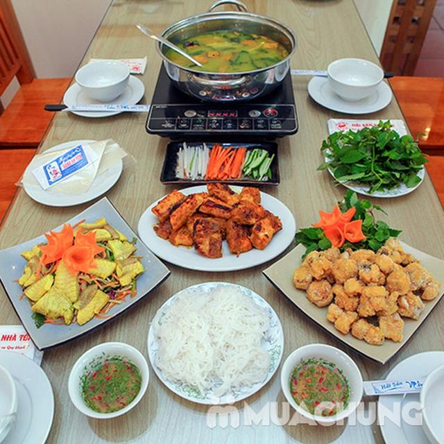 Set cá lăng 3kg chế biến đủ món dành cho 4-6 người tại nhà hàng Hải Sản Nhà Tôi - 22