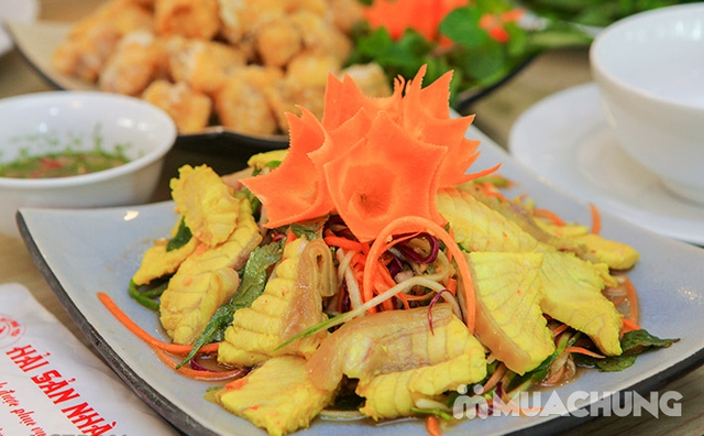 Set cá lăng 3kg chế biến đủ món dành cho 4-6 người tại nhà hàng Hải Sản Nhà Tôi - 24