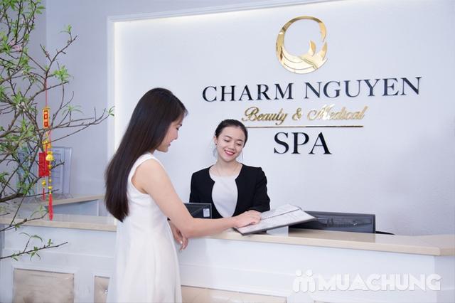 Xóa nhăn, trẻ hóa, làm trắng da tại Spa 5 sao - Charm Nguyễn - Top 10 Thẩm Mỹ Viện Uy Tín 2018 - 1