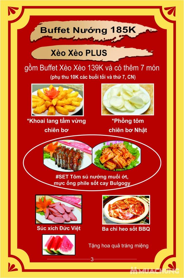 Butffet Nướng ngon tuyệt đỉnh ấm áp ngày đông tại Nhà hàng Lẩu Hội Quán Menu 185K - 8