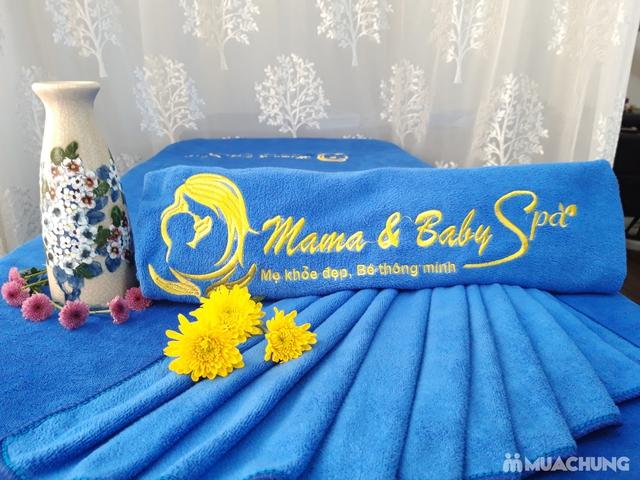 Trải nhiệm dịch vụ chăm sóc sau sinh tại nhà của Mama & baby spa - 12