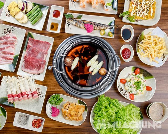 Buffet Nướng Lẩu chuẩn vị Nhật tại Mura BBQ & Hotpot - 22