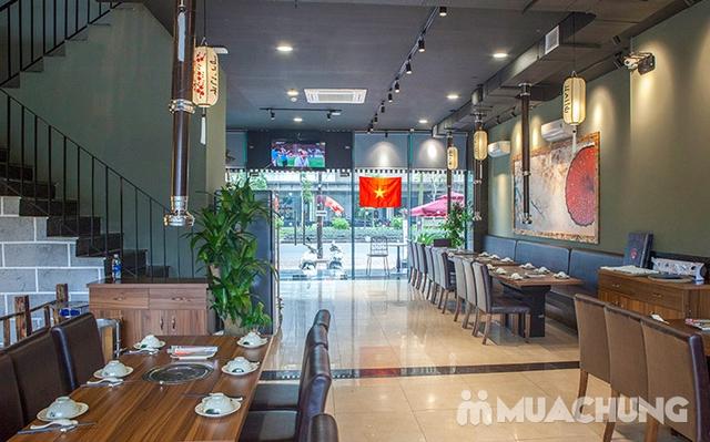 Buffet Nướng Lẩu chuẩn vị Nhật tại Mura BBQ & Hotpot - 48