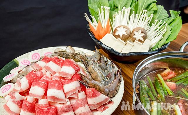 Buffet Nướng Lẩu chuẩn vị Nhật tại Mura BBQ & Hotpot - 30