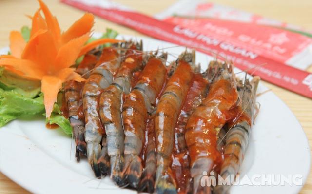 Butffet Nướng ngon tuyệt đỉnh ấm áp ngày đông tại Nhà hàng Lẩu Hội Quán Menu 185K - 2