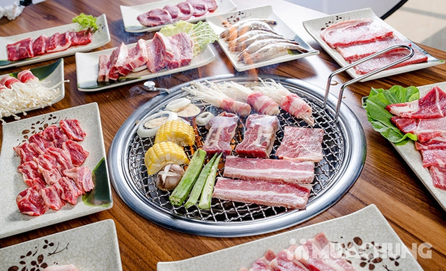 Buffet Nướng Lẩu chuẩn vị Nhật tại Mura BBQ & Hotpot - 29