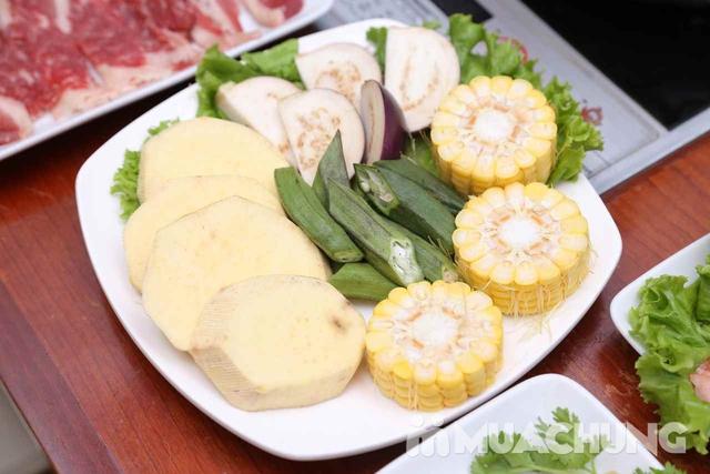 Butffet Nướng ngon tuyệt đỉnh ấm áp ngày đông tại Nhà hàng Lẩu Hội Quán Menu 185K - 7