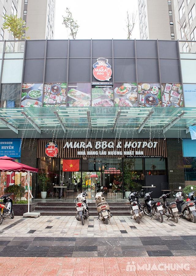Buffet Nướng Lẩu chuẩn vị Nhật tại Mura BBQ & Hotpot - 45