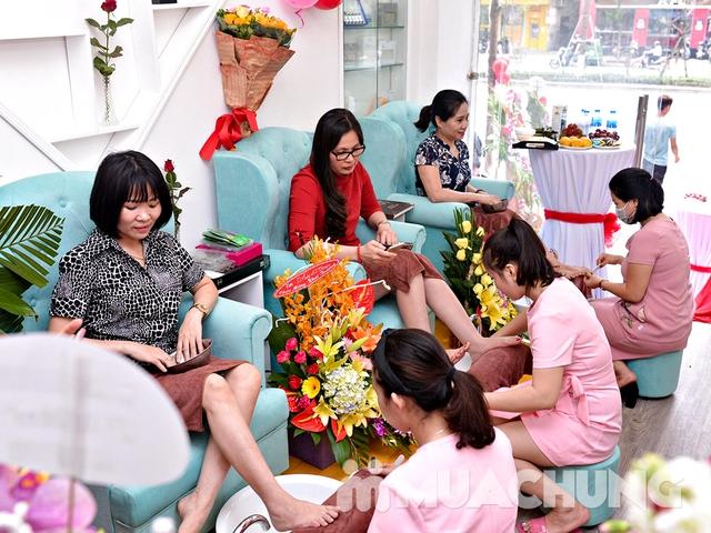 Phun thêu thẩm mỹ Công nghệ số 01 Hàn Quốc tại Khánh Hương Spa - 17