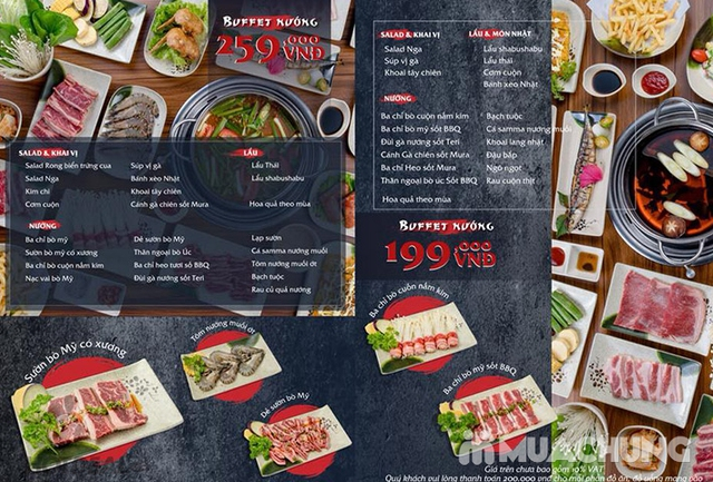 Buffet Nướng Lẩu chuẩn vị Nhật tại Mura BBQ & Hotpot - 44