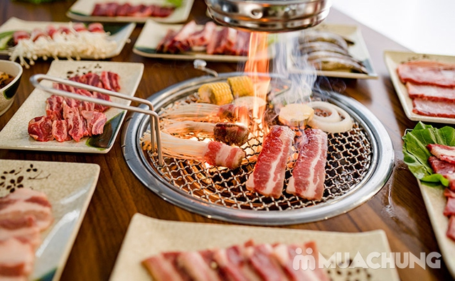 Buffet Nướng Lẩu chuẩn vị Nhật tại Mura BBQ & Hotpot - 23