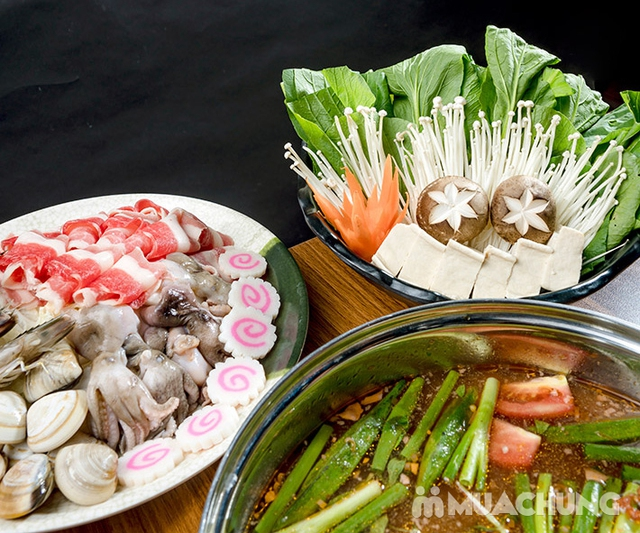 Buffet Nướng Lẩu chuẩn vị Nhật tại Mura BBQ & Hotpot - 31