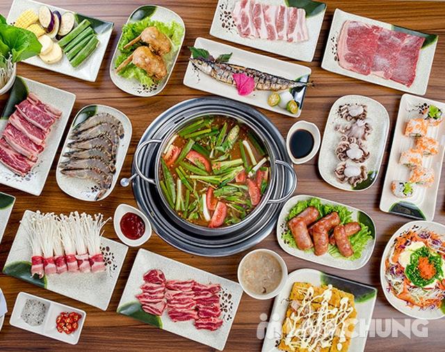 Buffet Nướng Lẩu chuẩn vị Nhật tại Mura BBQ & Hotpot - 21